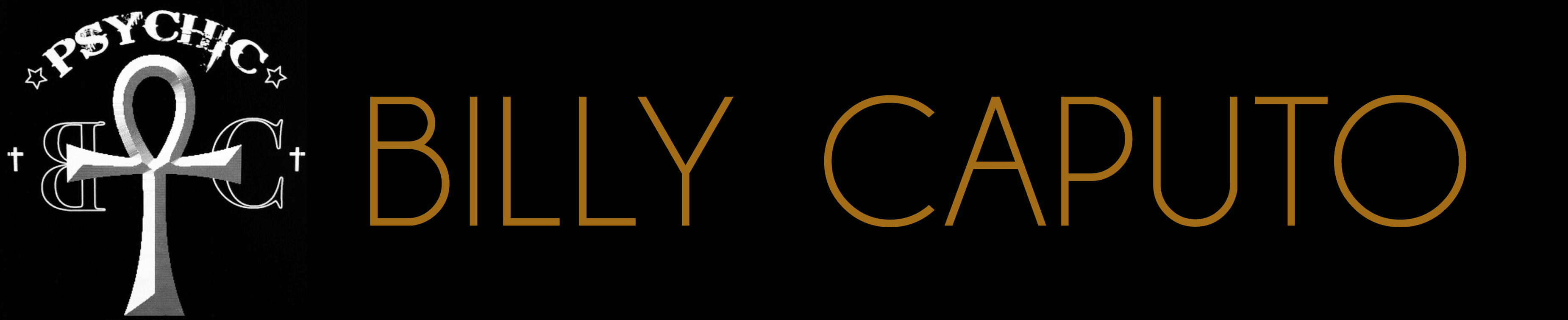Billy Caputo Sticky Logo Retina